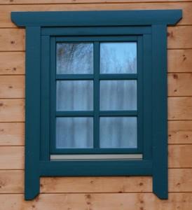 Holzfenster sind natürlich und umwelfreundlich.