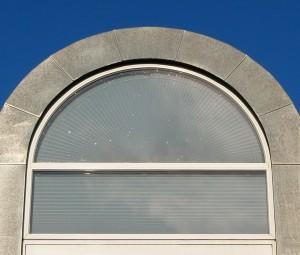 Aluminiumfenster sind leicht und widerstandsfähig.